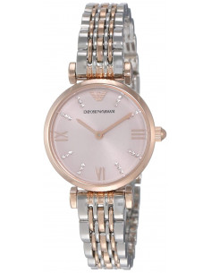 Chic Time | Montre Femme Emporio Armani Gianni T-Bar AR11223  | Prix : 239,90 €