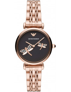 Chic Time | Montre Femme Emporio Armani Gianni T-Bar AR11206  | Prix : 259,90 €