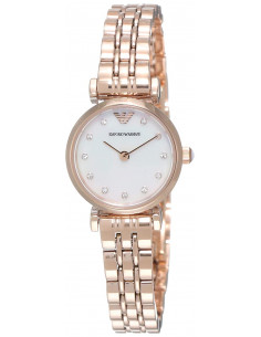 Chic Time | Montre Femme Emporio Armani Gianni T-Bar AR11203  | Prix : 259,90 €