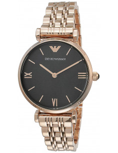 Chic Time | Montre Femme Emporio Armani Gianni T-Bar AR11145  | Prix : 199,90 €