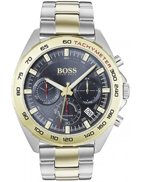 Chic Time   Montre Homme Hugo Boss Intensity 1513667 Chronographe    Prix : 356,00€