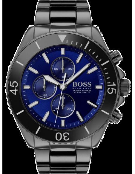 Chic Time   Montre Homme Hugo Boss Ocean 1513743    Prix : 379,99€