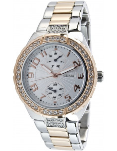 Chic Time | Montre Femme Guess Prism W15065L2 Or Rose  | Prix : 229,00 €
