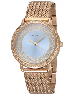Chic Time | Montre Femme Guess W0836L1 Or Rose  | Prix : 245,00 €