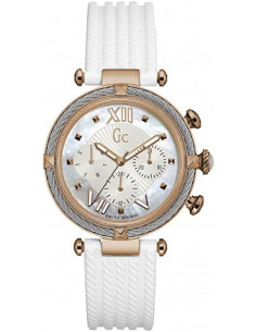 Chic Time | Montre Femme Guess Collection Cablechic Y16004L1  | Prix : 719,00€