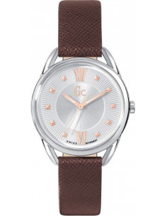 Chic Time | Montre Femme Guess Collection Y13001L1 Brun  | Prix : 399,00 €