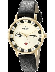 Chic Time | Montre Femme Kate Spade Metro KSW1052 Noir  | Prix : 180,00€