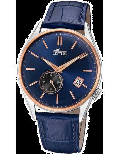 Chic Time   Montre Homme Lotus L18356/2 Bleu    Prix : 139,00€