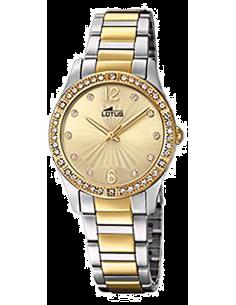 Chic Time | Montre Femme Lotus Grace L18384/1 Or  | Prix : 149,00€