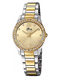 Chic Time | Montre Femme Lotus Grace L18384/1 Or  | Prix : 149,00 €
