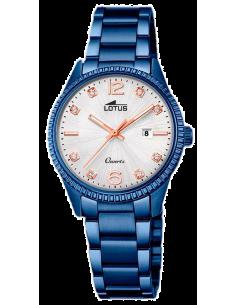 Chic Time | Montre Femme Lotus L18304/3 Bleu  | Prix : 149,00€