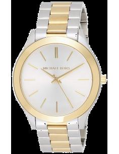 Chic Time | Montre Femme Michael Kors Runway MK3198 Bracelet en acier bicolore  | Prix : 119,40€
