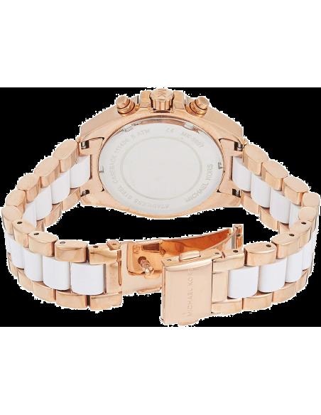 Chic Time | Montre Femme Michael Kors Bradshaw MK5907 Or Rose  | Prix : 167,40€