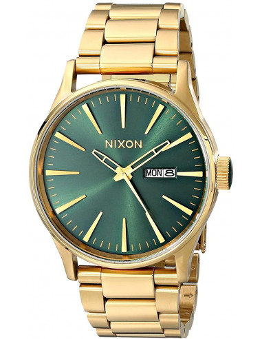 Montre Homme Nixon Sentry A356-1919 Or