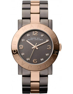 Chic Time | Montre Femme Marc By Marc Jacobs Amy MBM3195  | Prix : 269,00 €
