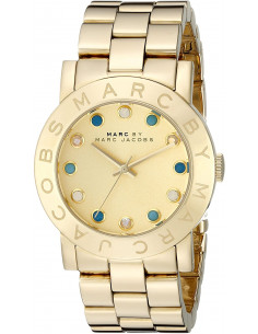 Chic Time | Montre Femme Marc Jacobs Amy MBM3215 Or  | Prix : 231,20 €