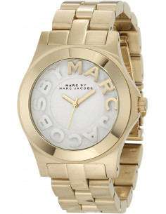 Chic Time | Montre Femme Marc by Marc Jacobs Rivera MBM3134 Or  | Prix : 223,20 €