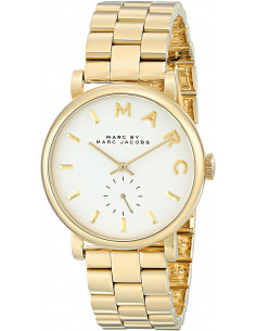 Chic Time | Montre Femme Marc by Marc Jacobs Baker MBM3243 Or  | Prix : 231,20 €
