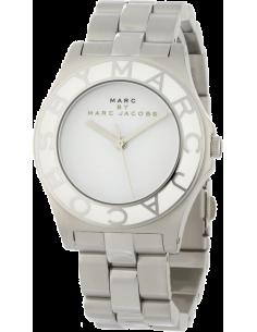 Chic Time | Montre Femme Marc by Marc Jacobs Blade MBM3048 Bracelet Argenté En Acier Inoxydable  | Prix : 175,20€
