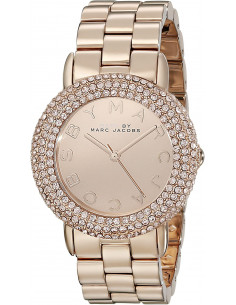 Chic Time | Montre Femme Marc by Marc Jacobs MBM3192 Or Rose  | Prix : 223,20€