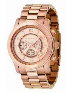Chic Time | Montre Femme Michael Kors Runway MK8096 Or Rose  | Prix : 139,50 €