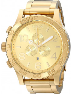 Montre Homme Nixon A083-502 Or