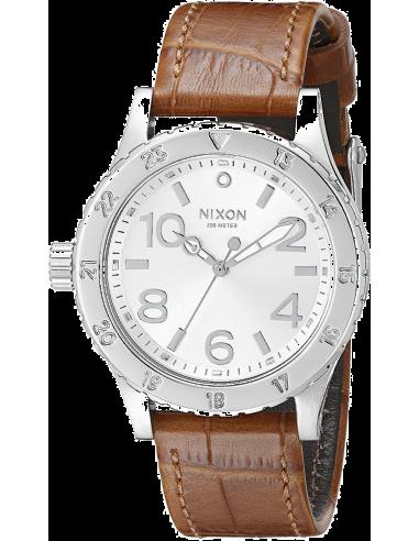 Chic Time   Montre Femme Nixon A467-1888 Marron    Prix : 159,92€