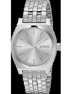 Chic Time | Montre Femme Nixon Time Teller A1130-1920 Argent  | Prix : 174,93€
