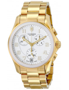 Chic Time | Montre Homme Victorinox Swiss Army 241537 Chrono Classic  | Prix : 1,269.90