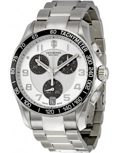 Chic Time | Montre Homme Victorinox Swiss Army 241495 Chrono Classic  | Prix : 979,90 €