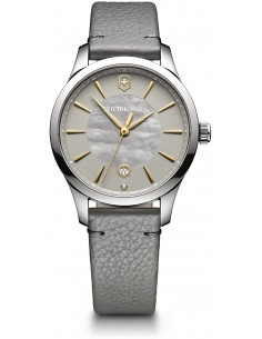 Chic Time | Montre Femme Victorinox Alliance 241756 Gris  | Prix : 699,90 €