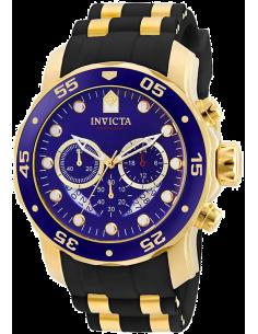 Chic Time | Montre Homme Invicta Pro Diver 6983 Fond bleu  | Prix : 289,00€