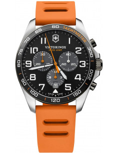 Chic Time | Montre Homme Victorinox Swiss Army FieldForce Sport 241893 Chronographe  | Prix : 599,90 €
