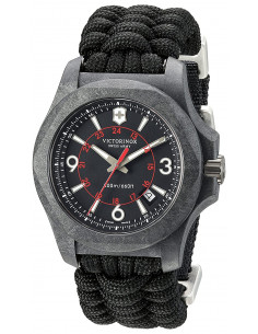 Chic Time | Montre Homme Victorinox Carbon I.N.O.X. 241776  | Prix : 1,489.90