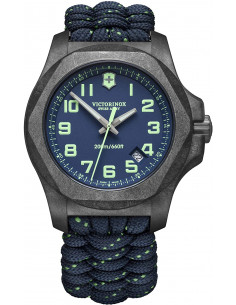 Chic Time | Montre Homme Victorinox Carbon I.N.O.X. 241860  | Prix : 1,009.90