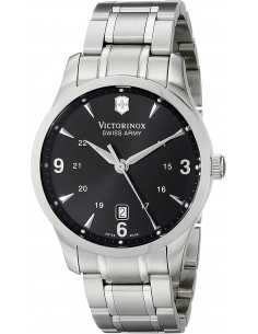 Chic Time | Montre Homme Victorinox Swiss Army Alliance 241473 Bracelet argenté  | Prix : 779,90 €