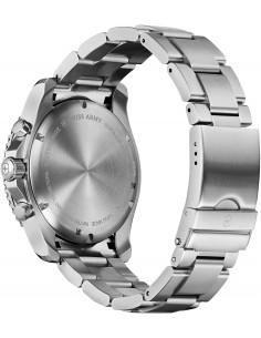 Chic Time | Montre Homme Victorinox Maverick 241689 Argent  | Prix : 789,90€
