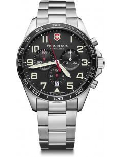 Chic Time | Montre Homme Victorinox Swiss Army FieldForce 241855  | Prix : 599,90 €