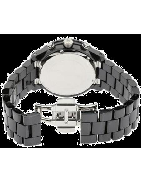Chic Time | Montre Femme Michael Kors Runway Ceramique Noire MK5190  | Prix : 279,30€