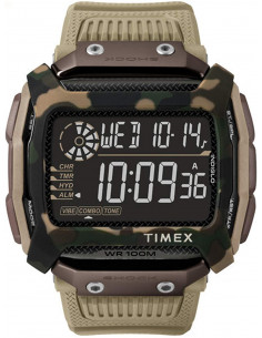 Chic Time | Montre Homme Timex Command TW5M20600  | Prix : 134,25€