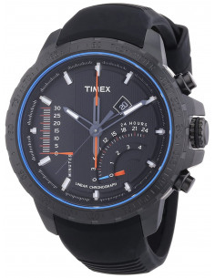 Chic Time | Montre Homme Timex Intelligent T2P272 Chronographe  | Prix : 187,43 €