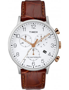 Chic Time | Montre Homme Timex Waterbury TW2R72100 Chronographe  | Prix : 134,93 €
