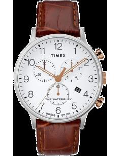Chic Time | Montre Homme Timex Waterbury TW2R72100 Chronographe  | Prix : 134,93€