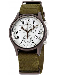 Chic Time | Montre Homme Timex MK1 TW2R67900 Chronographe  | Prix : 119,93 €