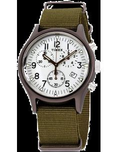Chic Time | Montre Homme Timex MK1 TW2R67900 Chronographe  | Prix : 119,93€