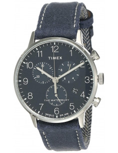 Chic Time | Montre Homme Timex Waterbury TW2T71300 Chronographe  | Prix : 119,93 €