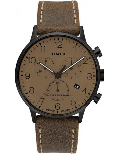 Chic Time | Montre Homme Timex Waterbury TW2T28300 Chronographe  | Prix : 134,93 €