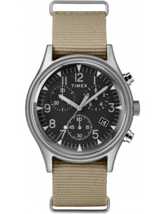 Chic Time | Montre Homme Timex MK1 TW2T10700 Chronographe  | Prix : 112,43 €