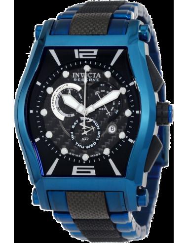 Chic Time | Montre Homme Invicta 0748 Reserve Tonneau  | Prix : 380,00€