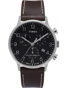 Chic Time | Montre Homme Timex Waterbury TW2T28200 Chronographe  | Prix : 119,93 €